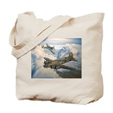 B-17 Shack Rabbit Tote Bag