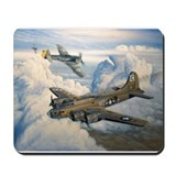 B 17 Mouse Pads