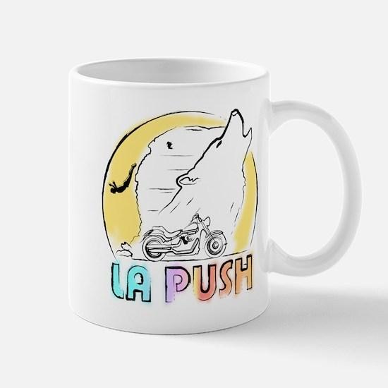 Cool La push motorcycle Mug