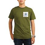 SCC Organic Men's T-Shirt (dark)