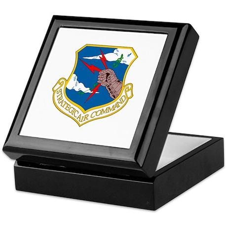 Strategic Air Command Keepsake Box