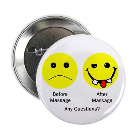 """Any Questions 2.25"""" Button (10 pack)"""