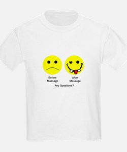 Any Questions Kids T-Shirt