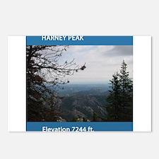 Harney Peak Postcards (Package of 8)