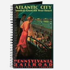 Vintage 1935 Atlantic City NJ Journal