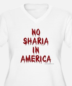 No Sharia: T-Shirt