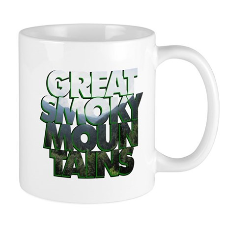 Great Smoky Mountains Mug