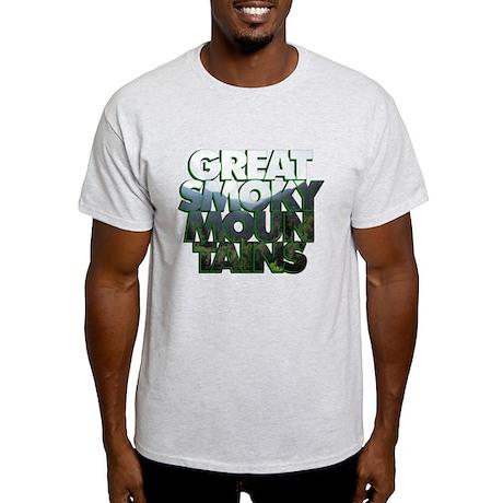 Great Smoky Mountains Light T-Shirt