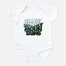 Great Smoky Mountains Infant Bodysuit