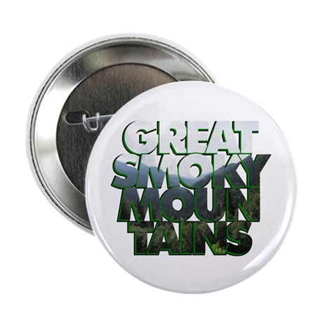 "Great Smoky Mountains 2.25"" Button (100 pack)"