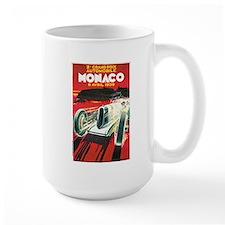 Vintage 1930 Monaco Auto Race Mug