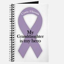 Granddaughter CF Hero Journal