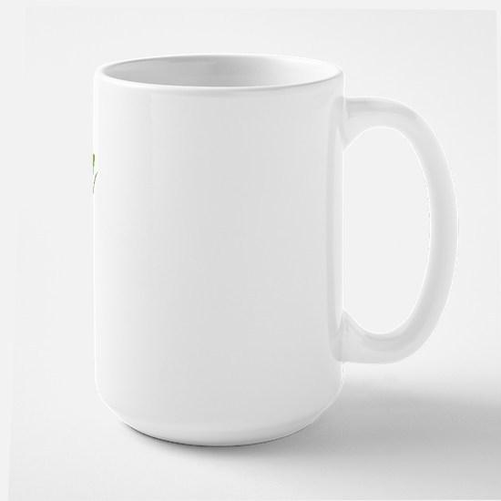 Life is Rough Large Mug
