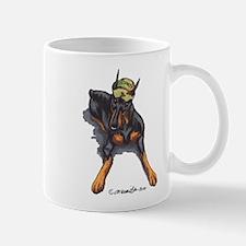 Doberman Pinscher Lover Mug