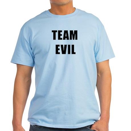 TEAM EVIL Light T-Shirt