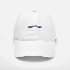 Quality Control / Eye Baseball Baseball Cap