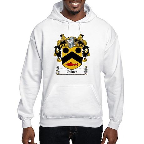 Oliver Coat of Arms Hooded Sweatshirt
