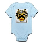 Oliver Coat of Arms Infant Creeper