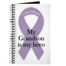 Grandson CF Hero Journal