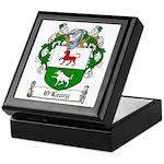 O'Leary Family Crest Keepsake Box