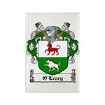 O'Leary Family Crest Rectangle Magnet (100 pack)
