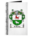 O'Leary Family Crest Journal