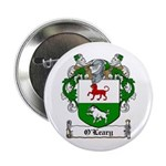 O'Leary Family Crest Button