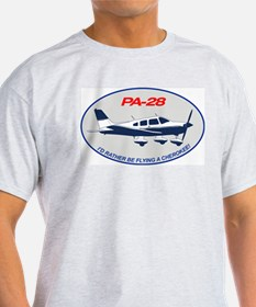 Id Rather be Flying a Cherokee! T-Shirt