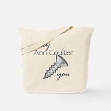 Cute Ann coulter Tote Bag