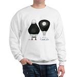 Tumbler Baldhead Pigeon Sweatshirt