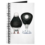 Tumbler Baldhead Pigeon Journal