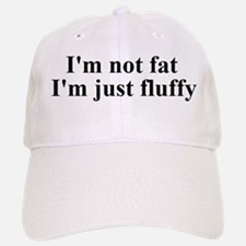 Fluffy Baseball Baseball Cap