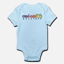 ASLstuff Logo Infant Bodysuit