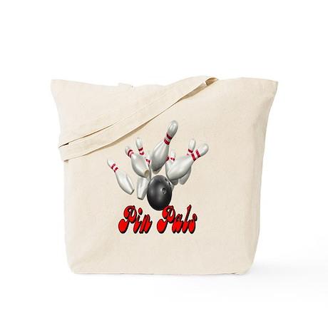 Pin Pals Tote Bag