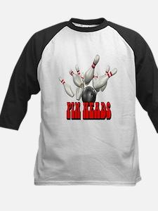 Pin Heads Kids Baseball Jersey