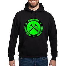 Geologist (green) Hoodie