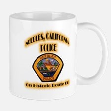 Needles California Police Mug