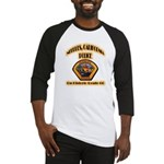 Needles California Police Baseball Jersey