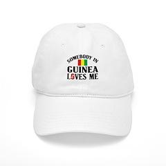 Somebody In Guinea Cap