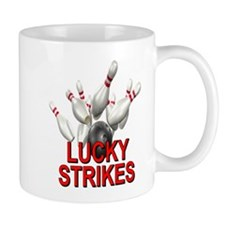 Lucky Strikes Mug