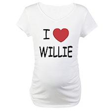 I heart Willie Shirt