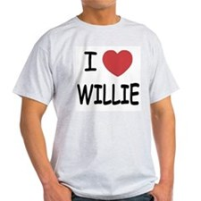 I heart Willie T-Shirt