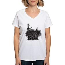 Vintage Oil Rig Shirt