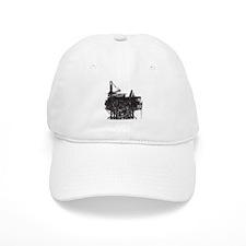 Vintage Oil Rig Baseball Cap
