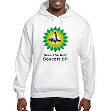 Save The Gulf Boycott BP Jumper Hoody