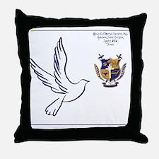 ANQ Garden State SP06 Dove Throw Pillow