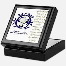 ANQ Dove Trinket Box