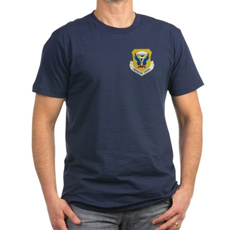 509th Bomb Wing Men's Fitted T-Shirt (Dark)