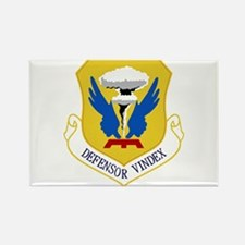 509th Bomb Wing Rectangle Magnet