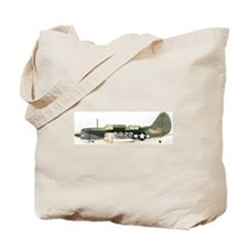 Curtiss Helldiver Tote Bag